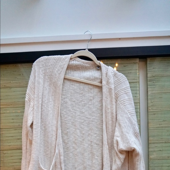 Ecote Sweaters - Urban Outfitters Ecote Cardigan Biege